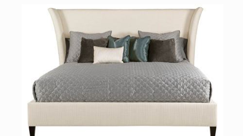 Rayleigh Acrylic Canopy Bed (King) - Island City Traders
