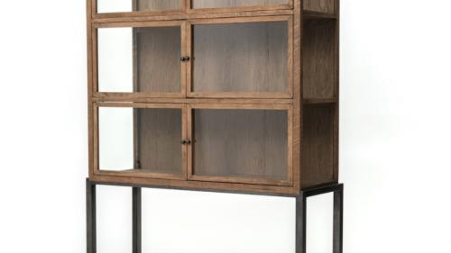 Spencer Curio Cabinet 02