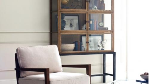 Spencer Curio Cabinet 04